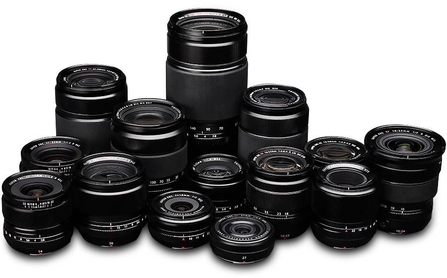 Best Fuji Lens for Landscape Photography